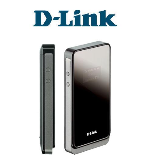 D-LINK DWR-932C 3G / 4G LTE Wireless Hotspot WiFi Portable Modem Router