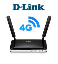 D-LINK DWR-921 3G / 4G LTE Wireless N150mbps Modem Router