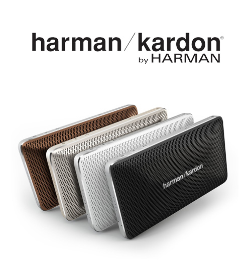 Harman Kardon Esquire Mini Wireless, Portable Speaker, Conferencing System And Power Bank