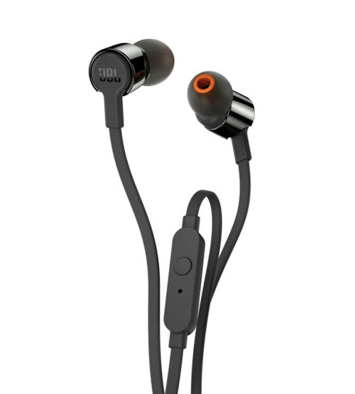 ab6299c3381 JBL T210 Pure Bass Wired In-Ear Headphones With Microphone