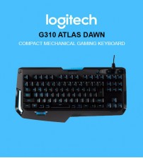 Logitech G310 Atlas Dawn Compact Mechanical Gaming Keyboard With LED Light