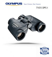 Olympus Leisure Binocular 7x35 DPS-I Wide-Angle Field & Maximum Image Brightness