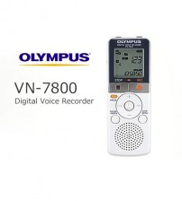 Olympus VN-7800 Digital Voice Recorder With 4GB Memory (AAA Battery)
