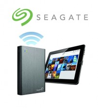 Seagate Wireless Plus Mobile Storage Portable Hard Drive ( 1TB / 2TB )