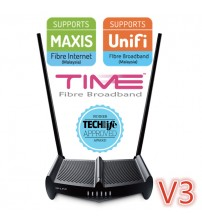 TP-LINK High Power Wireless N WiFi Router 2 X 9dBi TL-WR841HP UniFi / Maxis Fiber / Time [Latest V3]
