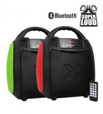AudioBox BBX300 Light Weight Bluetooth BoomBox Portable Speaker With Huge Sound Projection