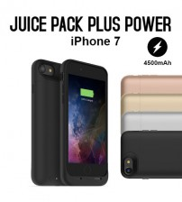 Power Case 4500mAh Juice Pack Plus Power Case/Sleeve for iPhone 7
