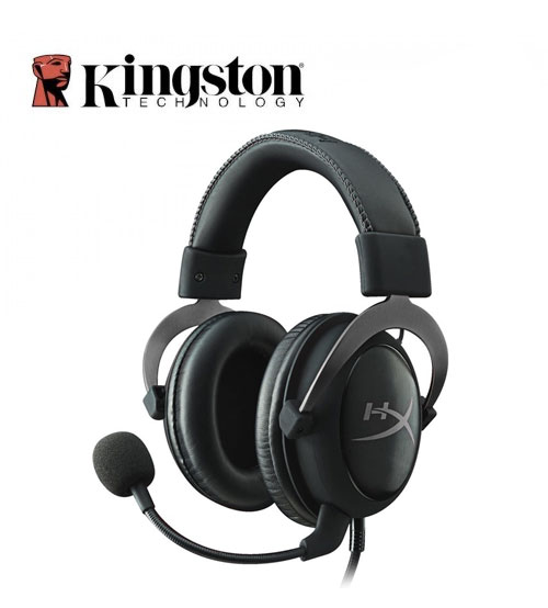 Kingston HyperX Cloud II - Pro Gaming Headset Headphones KHX-HSCP-GM
