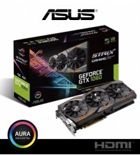 ASUS STRIX GTX1060-O6G Gaming OC Edition 6GB Graphic Card