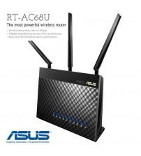 Asus RT-AC68U Dual-Band Wireless-AC1900 Gigabit Router