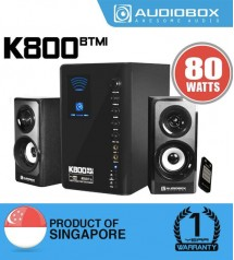 AudioBox K800 BTMI Bluetooth Multimedia Speaker With Wireless Remote Control