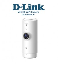 D-Link DCS‑8000LH Mini HD WiFi Day & Night Camera CCTV With Sound & Motion Detection