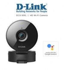 "D-Link DCS-936L Wireless N HD 720P 120"" Degree WI-FI IP Camera CCTV"