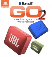 JBL Go 2 Ultra Waterproof Portable Bluetooth Speaker [ ready stock ship in 1-3 working days ]