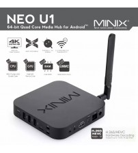 MINIX NEO U1 Quad-core Android HDMI NEO U1 4K UHD IPTV Smart TV BOX