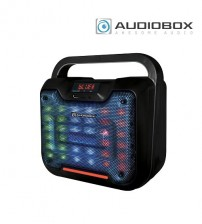 Audiobox Boombox BBX500 Bluetooth Portable LED Loud Speaker With Microphone