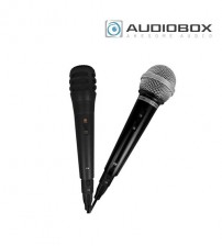 Audiobox M100 / M300 Wired Microphone KTV Karaoke - Awesome Audio