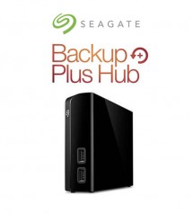 Seagate Backup Plus Hub Drive External HDD ( 4TB / 6TB / 8TB / 10TB )