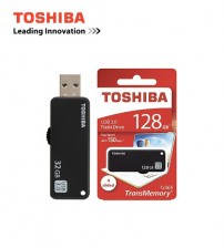 Toshiba U365 TransMemory Black Edition USB 3D Flash Drives ( 256GB / 128GB / 64GB / 32GB )