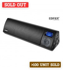 Edifier Portable Speaker MP18 SD/USB AUDIO/FM Radio/AUX