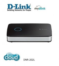 D-LINK Mydlink Camera Video Recorder DNR-202L