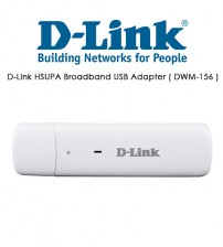 D-Link HSUPA Broadband USB Adapter ( DWM-156 )