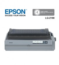 EPSON LQ-2190 24 Pin USB / Parallel Dot Matrix Printer (A3)