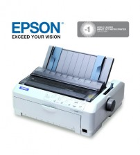 EPSON LQ-590 Dot Matrix Printer Economical and Quiet For Office & Home (A4)