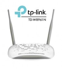 TP LINK TD-W8961N 300Mbps Wireless N ADSL2+ WiFi Modem Router