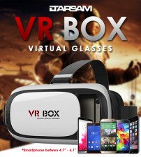 iTarsam VR Virtual Reality Glasses 360 Degree 2D / 3D for Smartphone