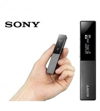 Sony ICD-TX650 16GB TX Series Super Slim & Lightweight Digital Voice Recorder (Black)