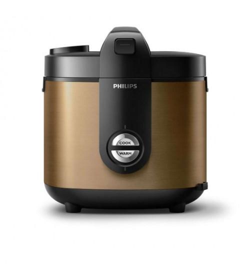 Philips ProCeramic+ Coating Rice Cooker HD3132 (2.0L) Philip Rice Cooker HD3132 (2.0L) Smart 3D Heating