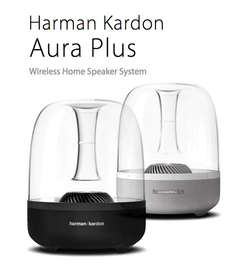 Harman Kardon Aura Plus Wireless Bluetooth Home Speaker System
