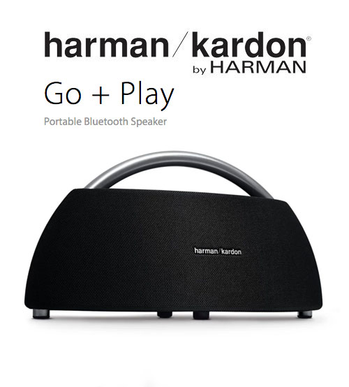 Harman Kardon Go + Play: Premium, Wireless and Portable Audio