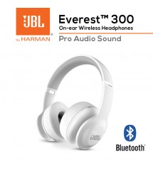 JBL Everest 300 On-Ear Wireless Bluetooth Headphones With Built In Microphone