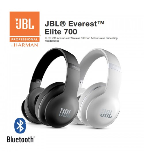 JBL Everest Elite 700 Around-Ear Wireless NXTGen Active Noise Cancelling Headphones