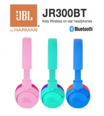 JBL JR300BT Kids Wireless Bluetooth On-Ear Headphones