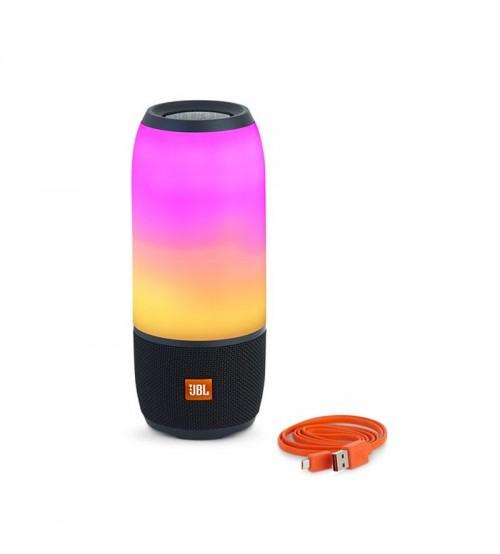 JBL Pulse 3 Wireless Waterproof Portable Bluetooth Speaker ...