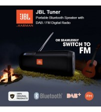 JBL Tuner Portable Bluetooth Wireless Speaker with DAB / FM Radio
