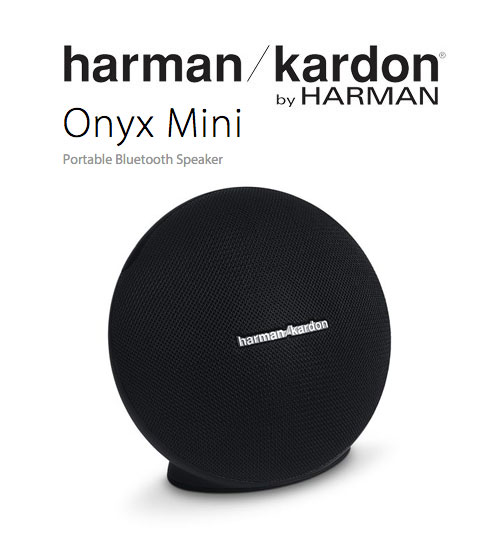 Harman Kardon Onyx Mini Portable Wireless Bluetooth Speaker