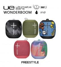 Ultimate Ears UE Wonderboom Freestyle Super Portable Waterproof Bluetooth Speaker