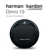 Harman Kardon Omni 10 Wireless Bluetooth Portable HD Audio System Loudspeaker