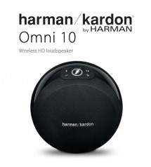 Harman Kardon Omni 10 Wireless Bluetooth Portable HD Audio System Loudspeaker