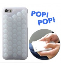 Everlasting Bubble Wrap iPhone 4/4S/5 Case
