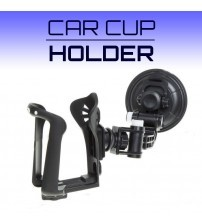 Car Cup / Bottle Holder with Suction