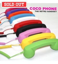 COCO Retro Handset Phone for Mobile Gadgets