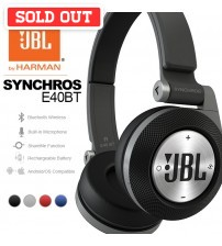 JBL SYNCHROS E40BT PureBass Bluetooth Wireless Headphone