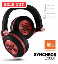 JBL SYNCHROS E50BT PureBass Bluetooth Wireless Headphone