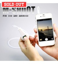M-Shoot Wired Mobile Shutter For iOS / Android Devices