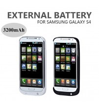 Power Case 3200mAh External Battery Back Cover For Samsung Galaxy S4